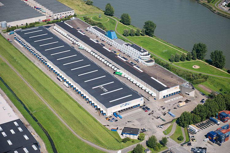 Structural and Highways Works for Dutch Distribution Warehouse